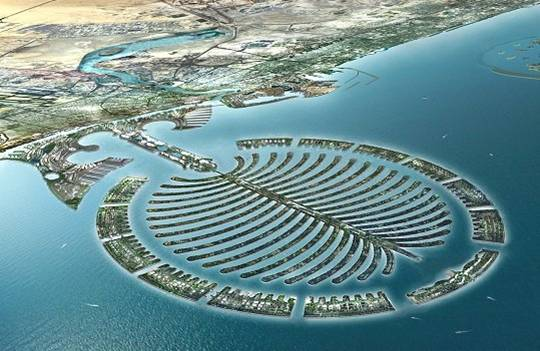 With broad of Duba?nearly 300 artificial islands,